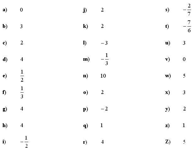 Algebra - Solving Logarithm Equations